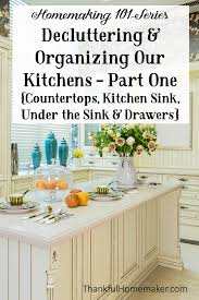furniture in the kitchen homemaking 101 decluttering u0026 organizing our kitchens part one