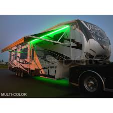 Rv Led Strip Lights by Rv Awning Lights Single Color Leds For Rvs Campers And Trailers