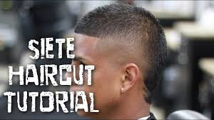 soccer haircut steps barber tutorial the siete popular soccer players hairstyle youtube