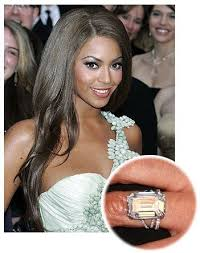 Beyonce Wedding Ring by 2139 Best Celebrity Engagement Rings Images On Pinterest