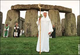 druidic robes druids as an official religion stones of praise here we come