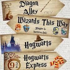 Harry Potter Decorations