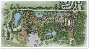 Clark Botanical Gardens Clark Gardens Master Plan