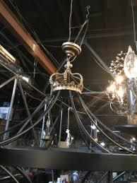 New Orleans Chandeliers Custom Metal Lighting U2013 David C Rockhold Of New Orleans Furniture