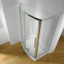 kudos original bowed sliding shower enclosure 1200 x 700 with