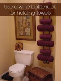 Storage Towels Small Bathroom by Tiny Bathroom Use A Woven Basket To Store Towels Cute Display
