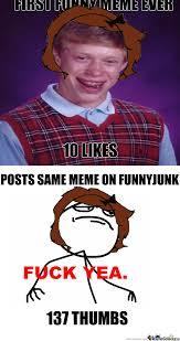 I Fucking Love You Memes - funnyjunk i fucking love you sometimes by memedanish meme center
