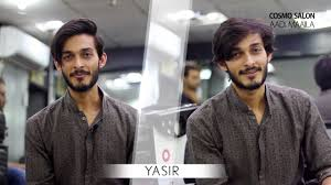 haircut deals lahore yasir at cosmo lahore grooming and hair salon for men women