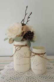 Mason Jar Vases Wedding 36 Best Country Decor Images On Pinterest Country Decor Mason