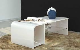 design couchtisch weiãÿ couchtisch weiß hochglanz angebot stil und funktionalität für