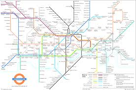 London Metro Map by Large View Of The Standard London Underground Map Cool London With