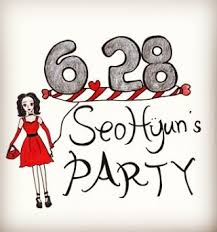 you are invited to snsd seohyun u0027s birthday party wonderful