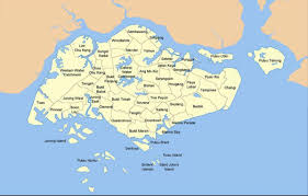 Country Maps Singapore Country Map Map Of Singapore Country Republic Of