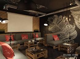 Wohnzimmer Shisha Bar Berlin Innendesign Einrichtungsbeispiele Wohnideen Deko Ideen China Rot