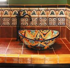mexican bathroom ideas mexican bathroom sinks for sale archives bathroom ideas