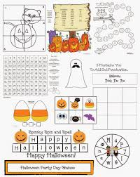 classroom freebies halloween games sprinkled with common core