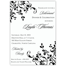Retirement Invitation Wording Retirement Flyer Template Free 26 Free Printable Party Invitation