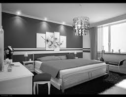 luxury dark grey walls in bedroom 77 with additional modern home