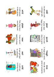 english teaching worksheets adjectives and adverbs clip art library