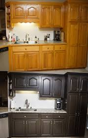 kitchen cabinet refinishing ideas brilliant diy professional looking painted cabinets for 100