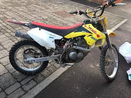 suzuki drz 125 4 stroke in downend bristol gumtree