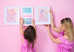 bricolage chambre bébé diy tuto enfant activite creative manuelle decore deco decoration