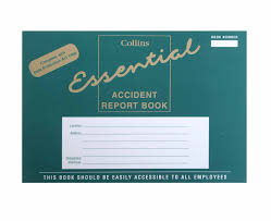accident reporting book collins accident report book legal books u0026 forms office supplies
