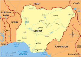 map of nigeria africa anthropology of accord map on monday nigeria