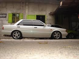 nissan tsuru coupe 1989 nissan sentra information and photos momentcar