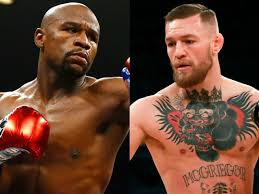 knees to the grounded excitement of mayweather mcgregor is in the