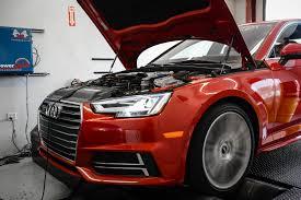 audi a4 tuner 034motorsport b9 audi a4 performance development vehicle