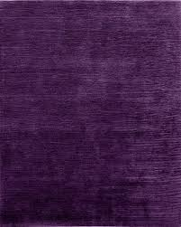 Modern Purple Rugs Solid Purple Shore Rug From The Solid Rugs Collection At