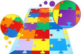 tappeti puzzle per bambini atossici tappeti gioco per lo sviluppo motorio dei bambini della scuola