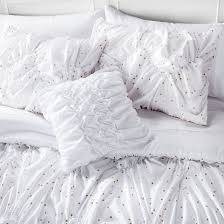 Comforter Set With Sheets Gold Metallic Dot Bed In A Bag With Sheet Set Xhilaration Target