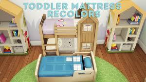 Hi Here Are Some Recolors For Toddler Separated Mattresses Again - Matresses for bunk beds