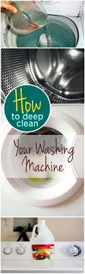 how to deep clean how to deep clean your washing machine wrapped in rust