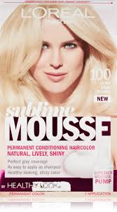 l u0027oreal paris sublime mousse various colors 20 30 41 53 60