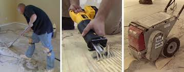 Removing Ceramic Floor Tile How To Remove Glue And Adhesive From Floors Today U0027s Homeowner