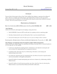 Heavy Equipment Mechanic Resume Examples by Automotive Parts Manager Cover Letter