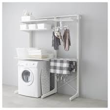 Laundry Room Storage Systems by Tips Ikea Algot System For Inspiring Closet Organizer Ideas