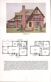 Storybook Cottage House Plans by 606 Best Vintage House Plans Images On Pinterest Vintage Houses