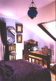 attic bedroom ideas decorating your your small home design with nice vintage violet