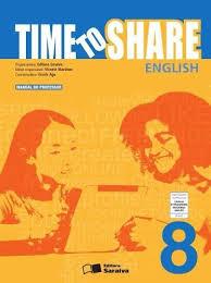 Extreme Livro Inglês Time To Share 8º Ano (Pdf) #IU99
