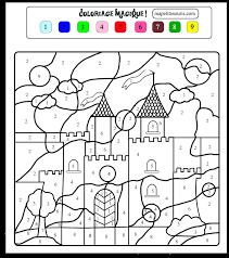 66 dessins de coloriage magique à imprimer sur laguerche com page 4