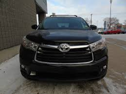 suv toyota 2015 2015 toyota highlander xle 37 993 winnipeg auto gallery of
