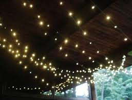 Hanging Patio Lights by Best White String Lights Outdoor 226143 Home Design Ideas