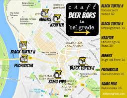 Beer Map 5 Craft Beer Bars In Belgrade Serbia Jetsetting Fools