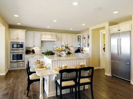 kitchen island design ideas pictures options tips hgtv pertaining to