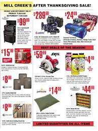 black friday tool chest 30 days of christmas mill creek lumber and supply in wellington