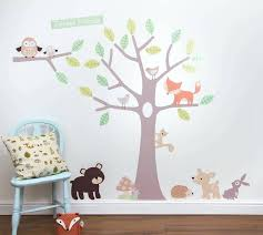 Boy Nursery Wall Decal Baby Nursery Decal Carum